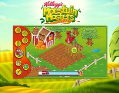 "Check out new work on my @Behance portfolio: ""Kellogg's Farm Game"" http://on.be.net/1JnA6P7"