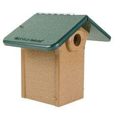 Wild Birds Unlimited, Bird Houses, Blue Bird, Outdoor Decor, Box, Christmas, Home Decor, Xmas, Snare Drum