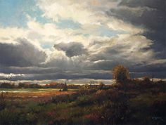A Moment of Clarity by Christopher Leeper Oil ~ 24 x 30