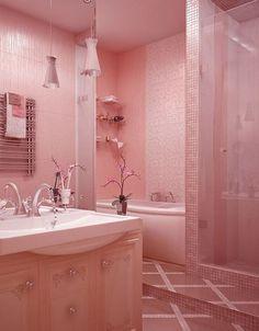 Uma das divisões da casa em que tradicionalmente utilizamos tons neutros é na casa de banho. Mas se você está procurando, para esta divis...