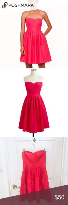 e07cc7c14fc5 ✨J Crew✨ Marlin Classic Faille Dress Marlie Classic Faille Dress by J Crew: