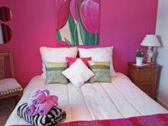 ¡viva el color rosa!