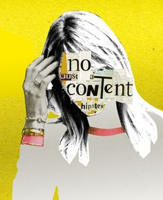 Consume Collage Series 9 on Behance