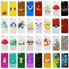 Pokemon iPhone 5 & 6 Cases //Price: $ 8.95 & FREE shipping //  #nintendo #pikachu #pokemonx #pokemony #pokeball #pokemongo #pokemonxy #pokemontrainer