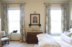 great step-by-step pinch pleat curtain tutorial