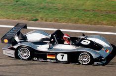 1999 Audi R 8 Roadster  Audi (3.595 cc.) (T)  Michele Alboreto  Rinaldo Capello  Laurent Aiello