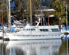 Used 1971 Hargrave 70 Halmatic Motor Yacht, San Diego, Ca - 92663 - BoatTrader.com