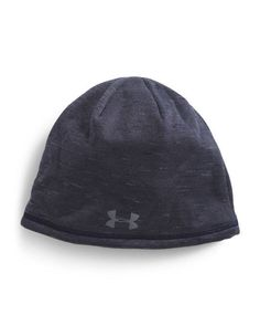 $27.99  Men/'s Under armour  black  graphic pom-pom beanie w1