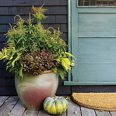 5 stylish fall container designs | Touch of bronze