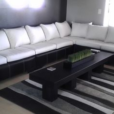 1000 images about living rooms on pinterest cozy living for Long slim coffee table