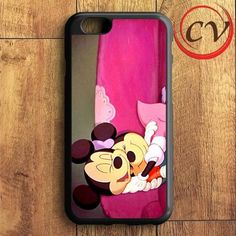Mickey And Minnie Mouse Hug iPhone 6 | iPhone 6S Case