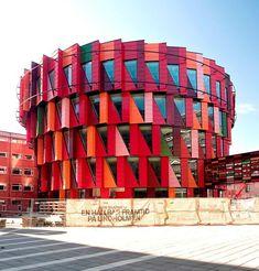 'kuggen' by wingårdh arkitektkontor in gothenburg, sweden. sustainable office building in sweden.
