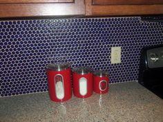 Best 25 Blue Penny Tile Ideas On Pinterest Shower Niche