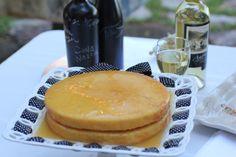 Chardonnay cake