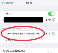 Funny Memes People who took their WiFi name game to a whole new level ( 34+ Pictures)