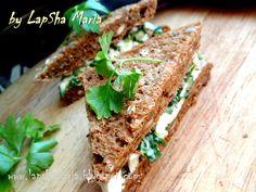 наивкуснейший сэндвич