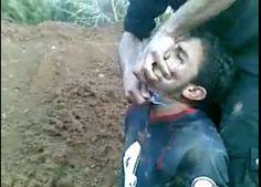 Syrian Muslim jihadists, who Obama funded are killing Christians.