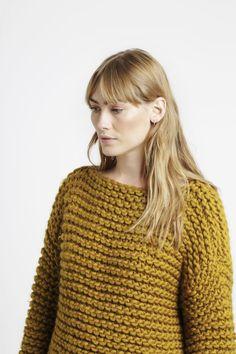 Dreamin Sweater. @woolandthegang
