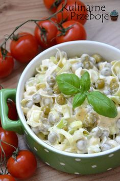 Easter Recipes, New Recipes, Cooking Recipes, Appetizer Salads, Appetizer Recipes, Easter Salad, Easter Dishes, Coleslaw, Potato Salad
