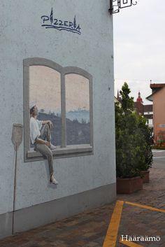 Seinämaalaus, Sursee, Switzerland