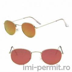 Retro Round Sunglasses Women Brand Designer Sun Glasses For Women Alloy Mirror Sunglasses female oculos de sol Luxury Sunglasses, Retro Sunglasses, Round Sunglasses, Mirrored Sunglasses, Sunglasses Women, Metal Vintage, Vintage Style, Unisex, Discount Sunglasses