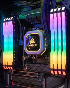 What is your favorite RGB ram? Gaming Room Setup, Pc Setup, Desk Setup, Gaming Computer, Gaming Chair, Pakistan Pictures, Pakistan Images, Gaming Pc Build, Computer Build