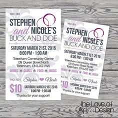 Raffle tickets on pinterest card templates heart for Jack and jill ticket templates