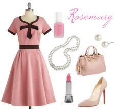 Rosemary from How to Succeed in Business Without Really Trying