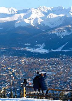 Zakopane, Poland. family is from here, breathtaking views.