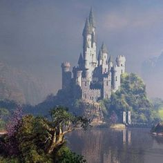 Castle :)-a real life fairy tale place.....