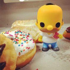 Mmm Donuts! Funko Homer Simpson