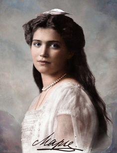 Grand Duchess Maria of Russia