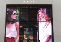 LED Technology Offers Transparent Window Displays - Design Retail