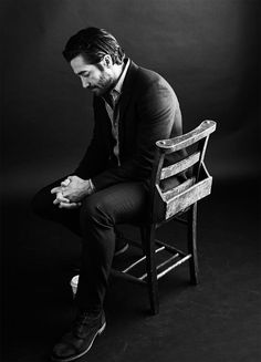 Jake Gyllenhaal photographed by Billy Kidd for Variety | TIFF 2017