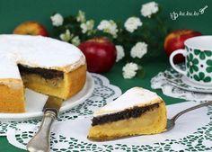 Waldviertler Mohn-Apfel-Torte