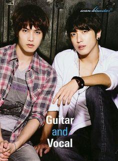Guitar y vocal
