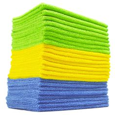 Polyte Microfiber Cleaning Cloth, 12 x 16 in, 36 Pack >>> See this great product. (This is an affiliate link)