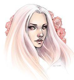 Roses by sashajoe