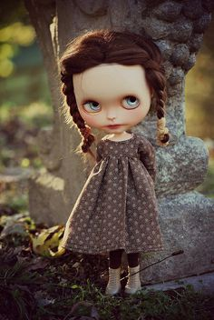 Natural Girl by Atomic Blythe, via Flickr