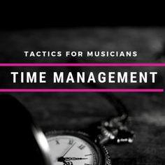 Musician's Guide to Marketing Plans: Planning Your Music Release - Pt. Effective Time Management, Time Management Strategies, Your Music, New Music, Most Popular Series, How To Stop Procrastinating, Album Releases, Know Who You Are, Social Media Content