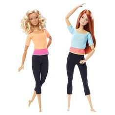 made to move barbie