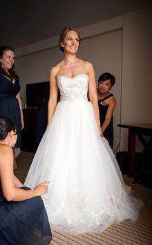 Casablanca 2077 Wedding Dress 55% off retail