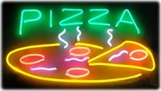 Pizza Neon Sign : Restaurant Neon Sign offer an inexpensive, yet effective way to promote your business and related product lists including Pizza Neon Sign, Pasta Neon sign etc.      http://www.neonandmore.com/neon-signs/restaurant-neon-signs/pizza-neon-signs/pizza-neon-sign-16224.html | neonandmore
