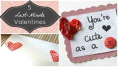 5 DIY Valentines You Can Make Today