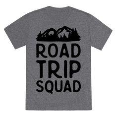 Road Trip Squad Tee