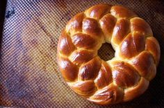 Hello, and welcome to perhaps the only recipe I& ever made which makes use of not one, not two, but all three of your stand mixer& standard attachments. It& like the Holy Grail of Bakin. Greek Easter Bread, Easter Bread Recipe, Easter Recipes, Greek Sweet Bread Recipe, Greek Sweets, Greek Desserts, Greek Recipes, Lebanese Recipes, Portuguese Recipes