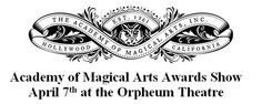 Jason Alexander hosts Academy of Magical Arts Awards Show April 7th at the Orpheum Theatre - Recognizing the Best of the Art & Celebrating 50 Magical Years in 2013   Splash Magazines   Los Angeles