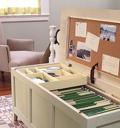 Genial Office In A Chest