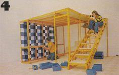 Look: A Meccano Style Loft — Melbourne