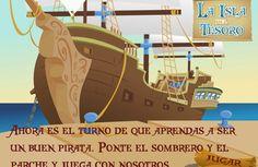 AYUDA PARA MAESTROS: La isla del tesoro - Juego para trabajar la conviv...